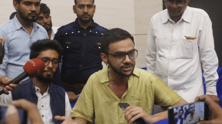 Umar Khalid to PM Modi: 'Ensure this Independence Day critics of your govt won't be attacked'