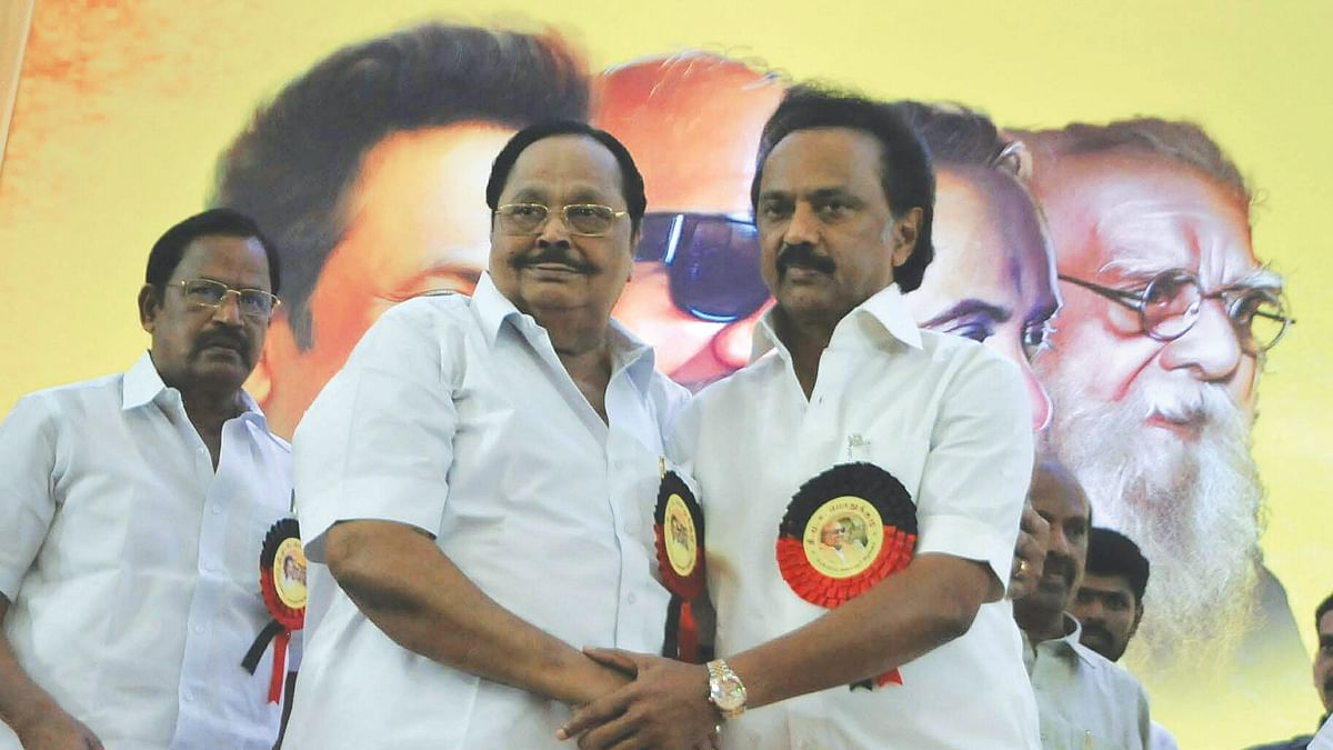 Are days of one-party  domination over in Tamil Nadu?