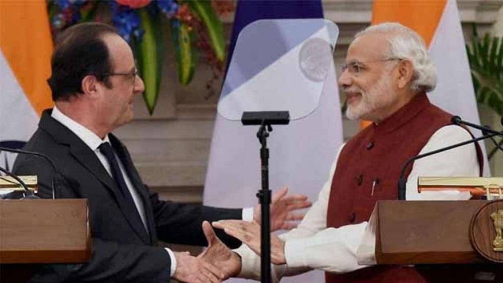 Modi Govt chose Anil Ambani for Rafale deal: Ex-President Francois Hollande