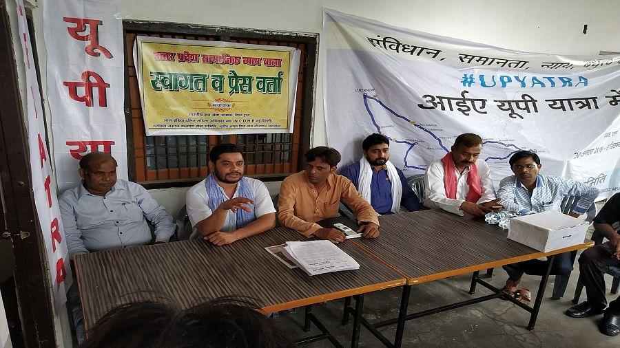 Dalit-Yadav equation haunts BJP's reelection prospects in Uttar Pradesh
