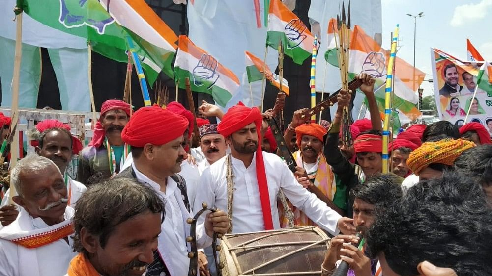 Madhya Pradesh: Minister in Shivraj Govt quits BJP, will join Congress; report