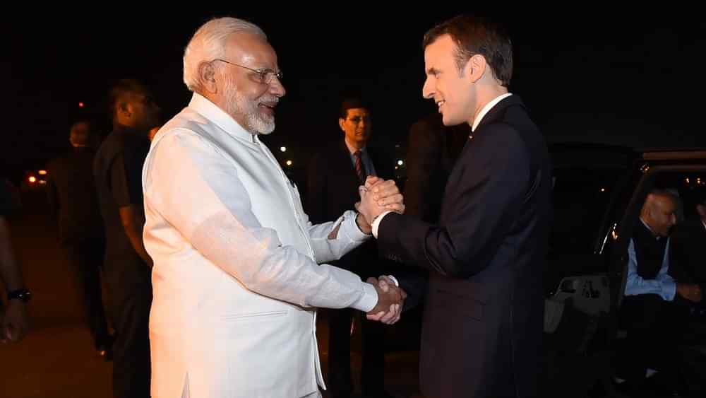 French President Macron Appears To Distance Himself From Rafale Deal