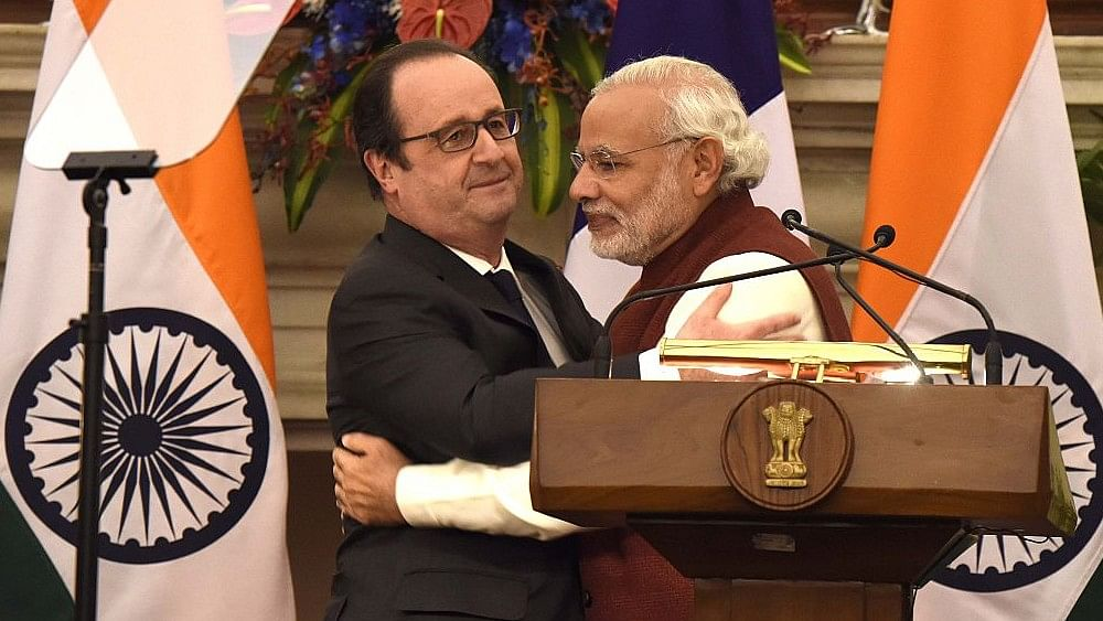 Shock, anger in India after French Prez's revelation on Rafale deal