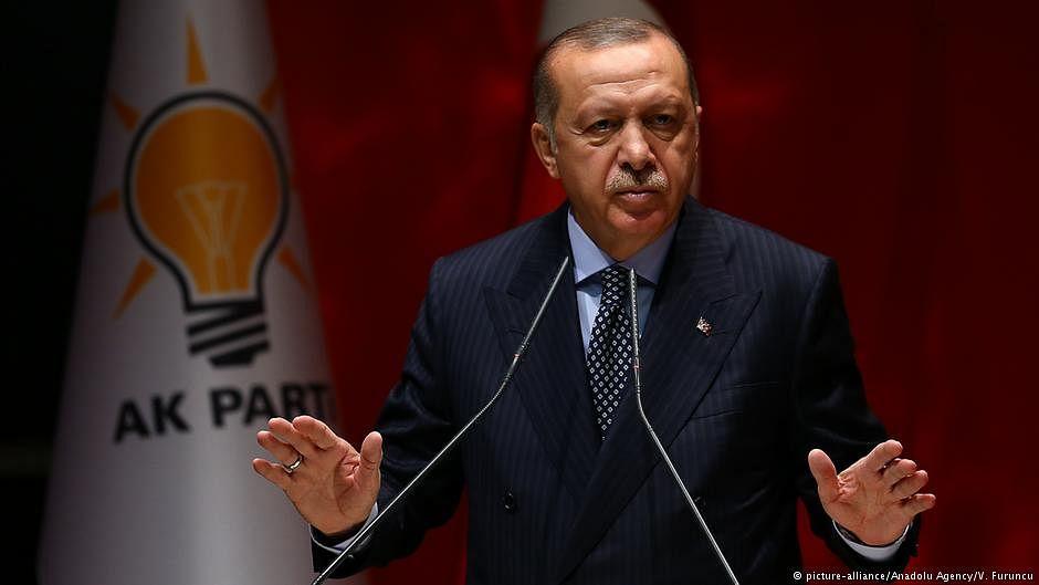 Turkish President Erdogan names himself head of $40-billion state fund