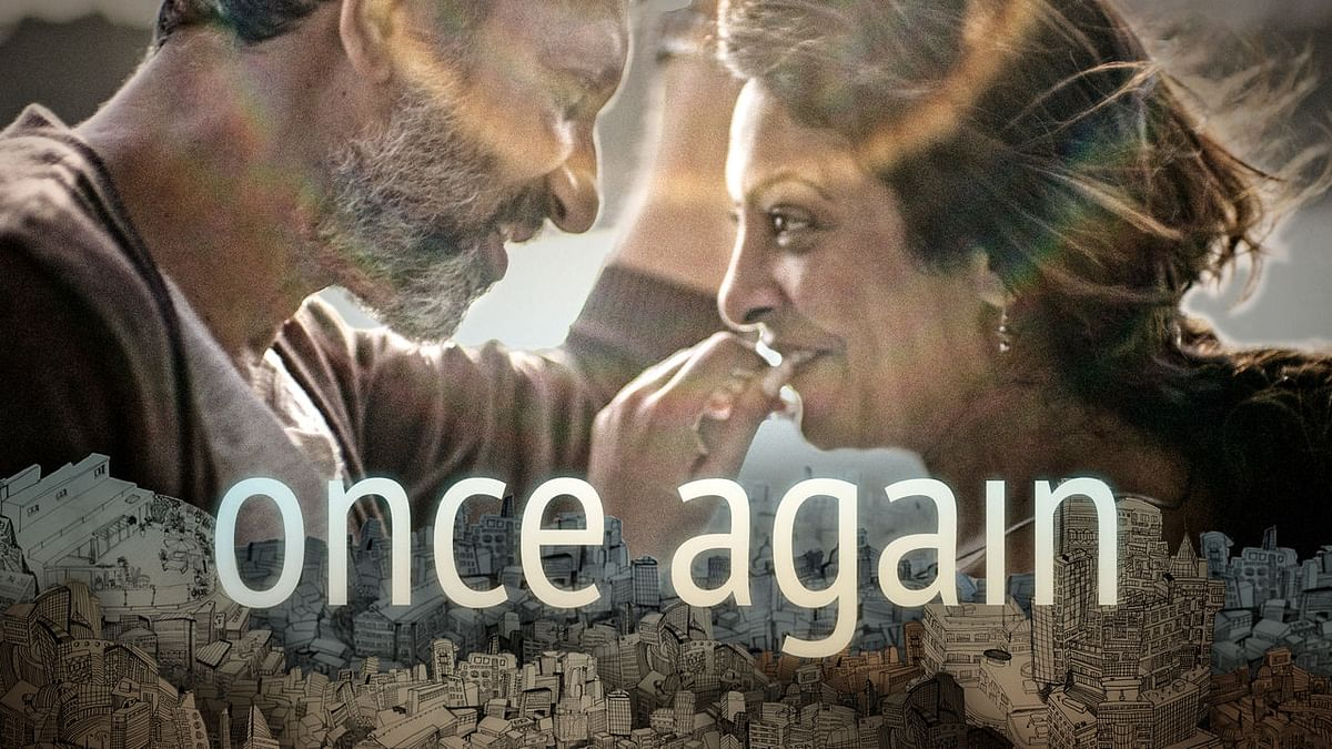 Once Again review: Don't insult this delicately drawn gem by comparing it with Lunchbox
