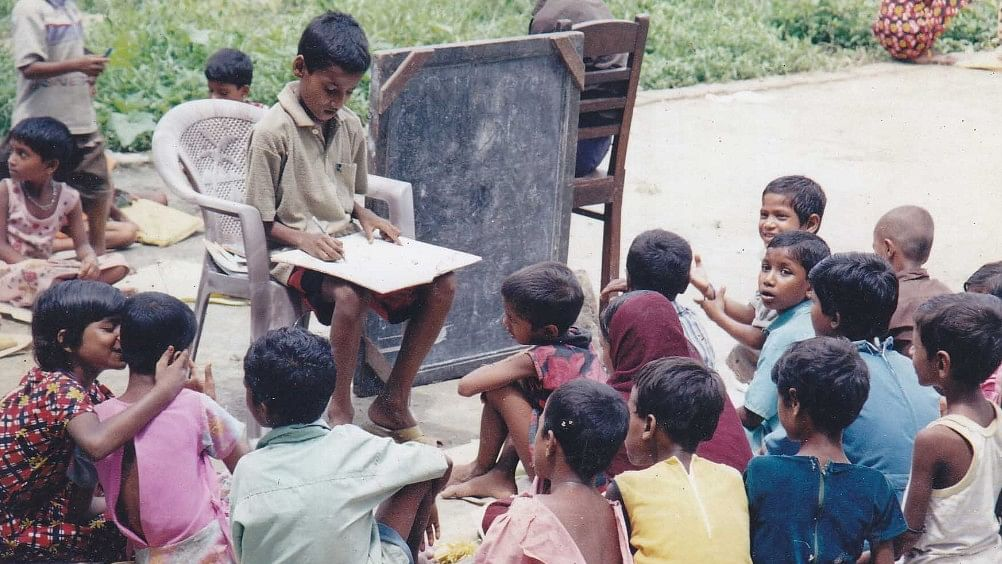 How a nine-year-old's zeal brought education to Bengal's poor