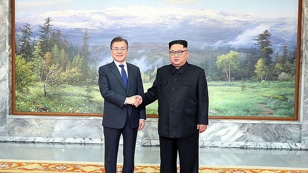 S Korean leader, Moon Jae-in arrives in Pyongyang for Inter-Korean Summit