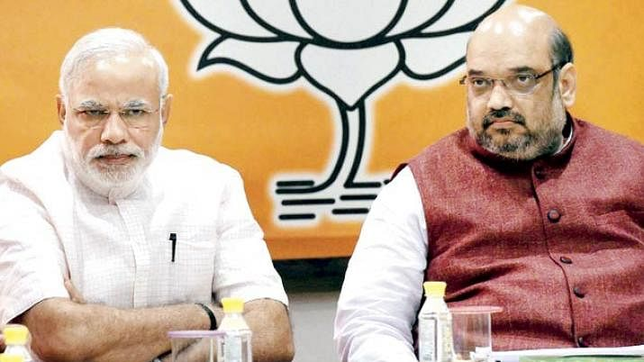 Arrogant and power drunk BJP has no answers