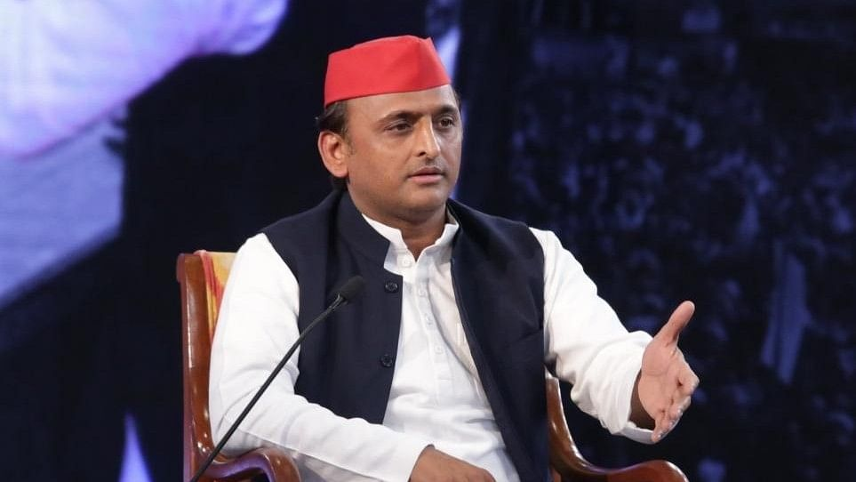 """Akhilesh Yadav """"all for alliance"""", says nation must be saved from RSS"""