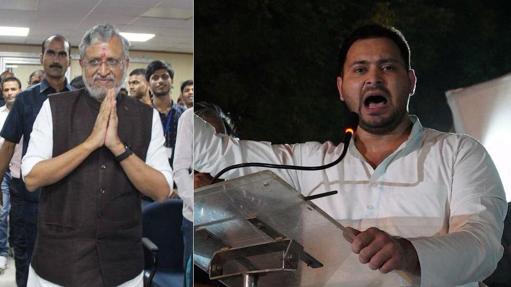 Bihar Deputy CM pleads with criminals; Shameless, says Tejashwi Yadav