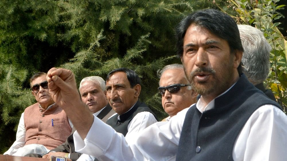 J&K: Congress party to participate in municipal, panchayat polls