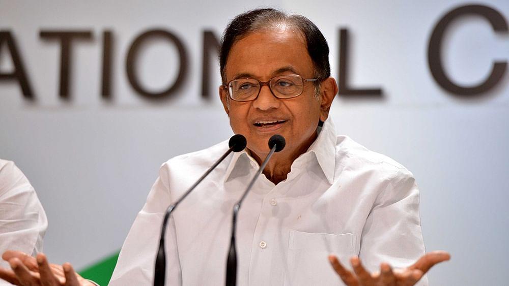 Chidambaram: Modi government thinks it owns RBI, wants bank's 'hoard of cash'