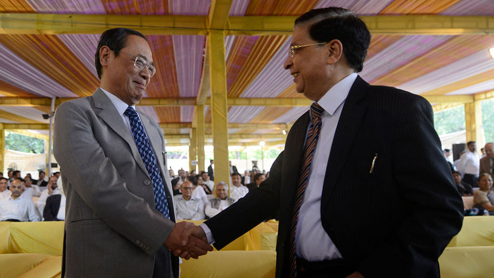 """CJI Dipak Misra: """"Calmness of the Pacific is better than anything else"""""""