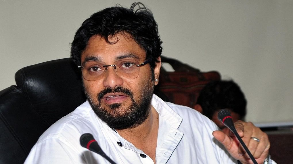 """Minister Babul Supriyo tells man """"I can break one of your legs"""" at event for disabled"""