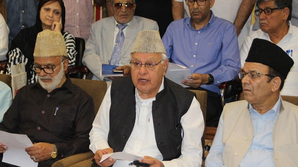J&K Chief Electoral Officer: Civic polls in four phases starting Oct 8