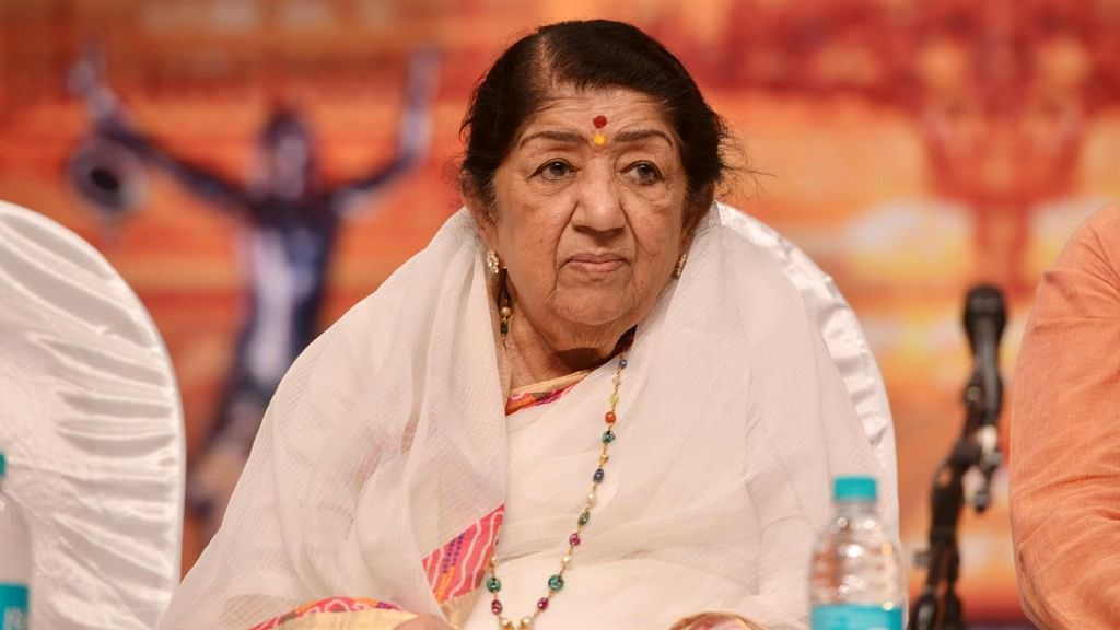 Lata Mangeshkar chooses her own favourite songs