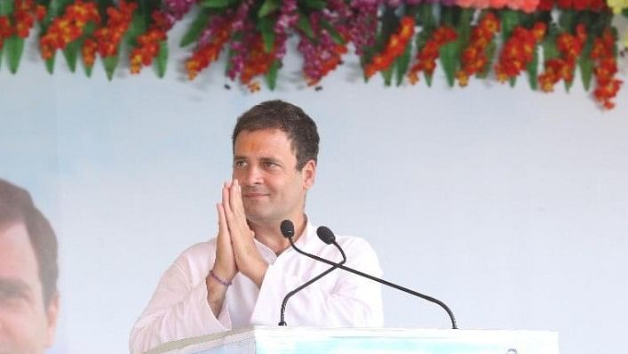 Rahul in MP: Will waive farm loans within 10 days of coming to power