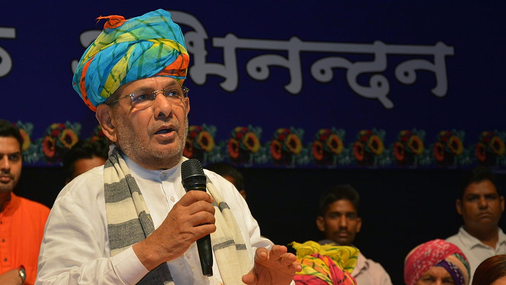 Sharad Yadav: Grand Alliance will defeat BJP-led NDA without a PM face