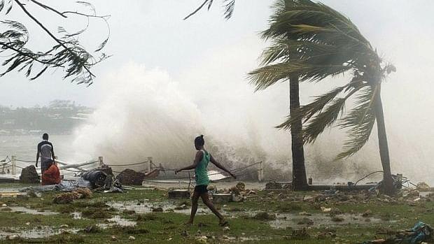 Odisha: Cyclonic storm 'DAYE' crosses coast, triggers heavy downpour