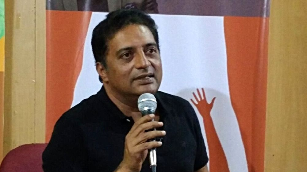 Prakash Raj: History will not forgive those in Bollywood who didn't speak up