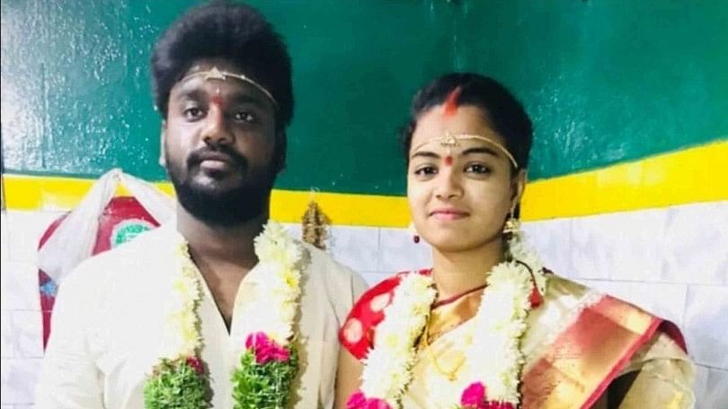 Couple in inter-caste marriage brutally attacked in Hyderabad