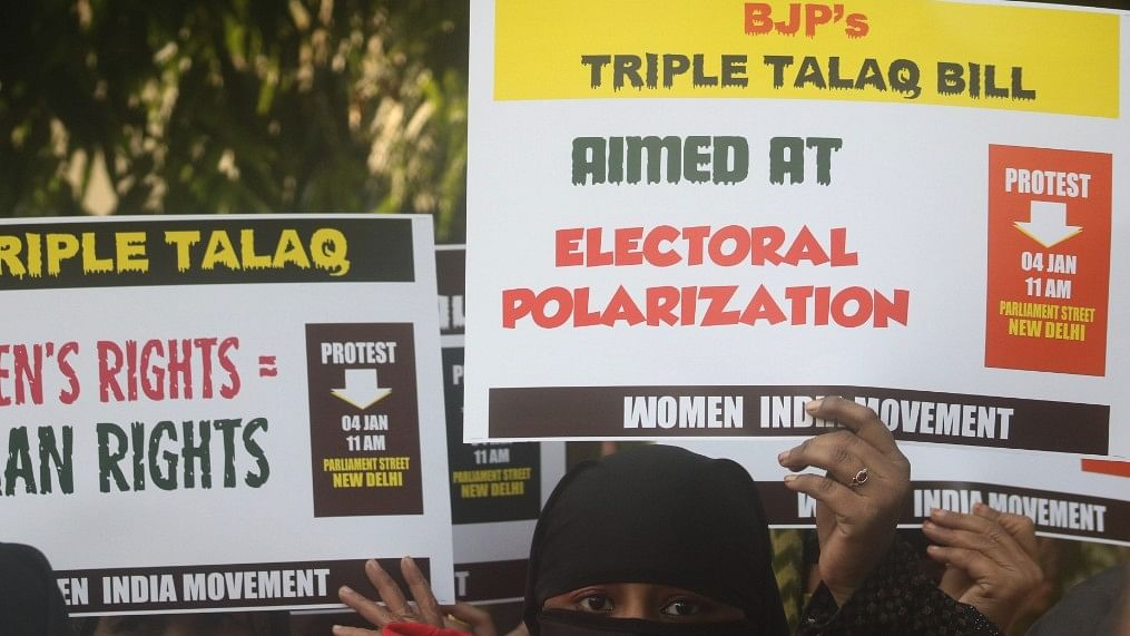Union Cabinet clears ordinance to make triple talaq a penal offence