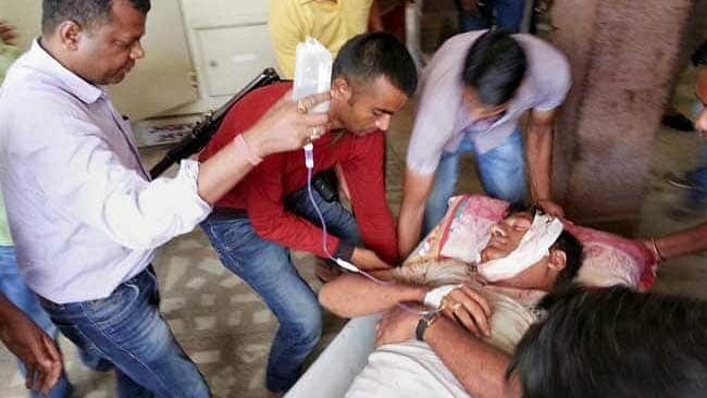 Jharkhand: FIR filed against Hazaribagh DC over police firing