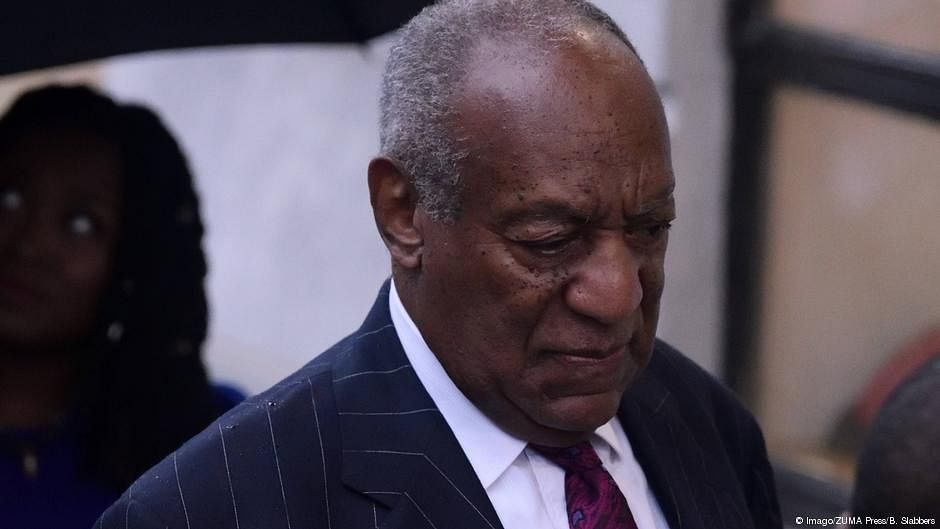 Ex-comedian Bill Cosby sentenced to at least three years in prison
