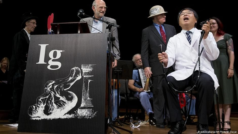 Ig Nobel prizes 2018: Self-colonoscopy, cannibalism studies win