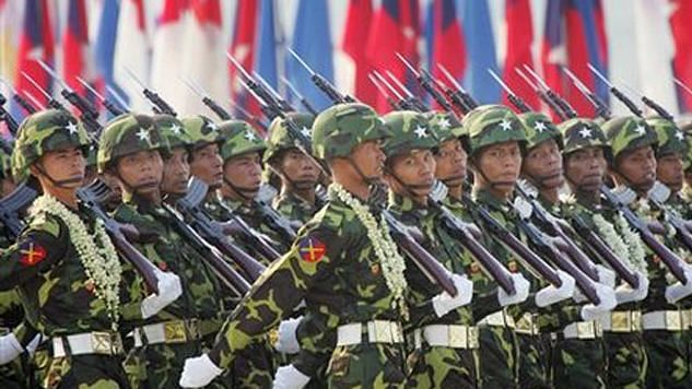 UN probe: Myanmar army should be removed from politics
