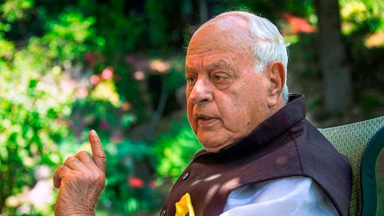 Farooq to Centre: 'Protect 35 A or NC will boycott J&K local body polls'