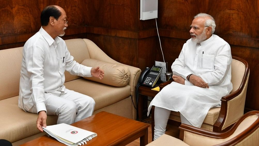 3 years after 'historic' Naga Peace Accord, Nagaland urges Modi Govt to find solution to insurgency