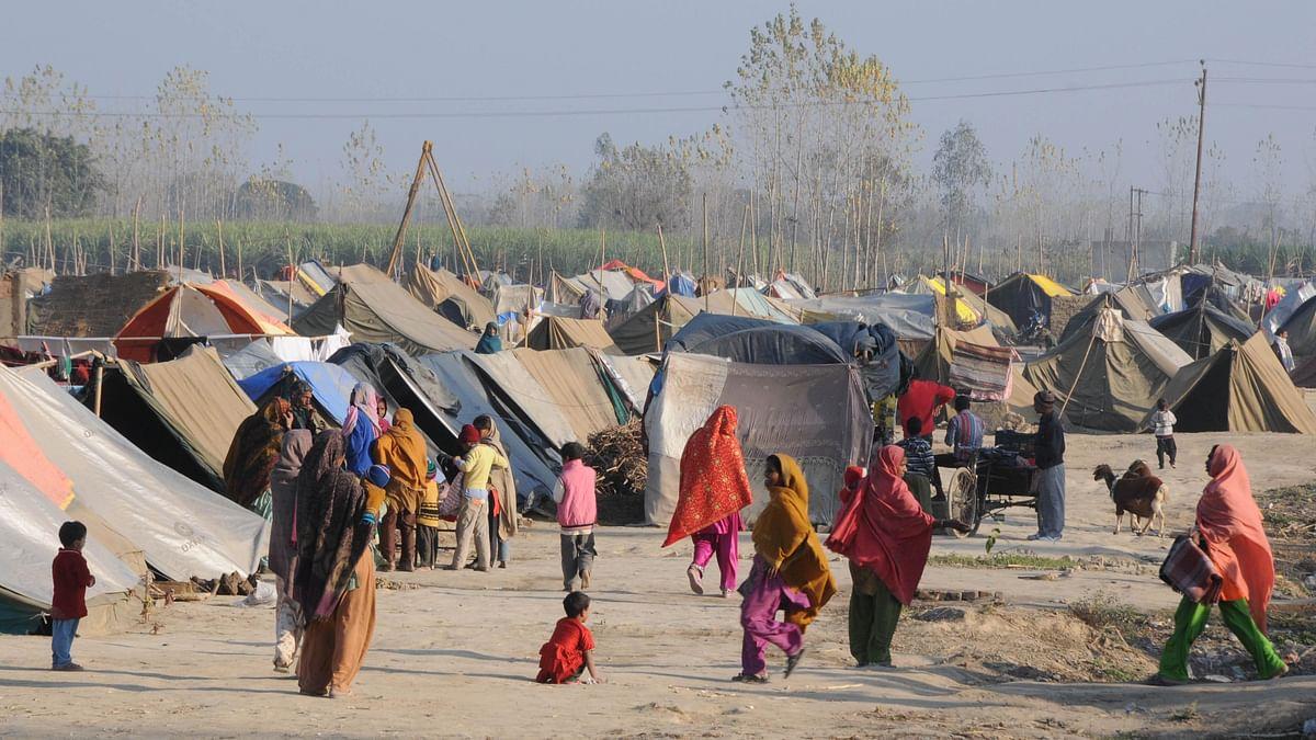 Muzaffarnagar riots: Amnesty blames Yogi Government for plight of survivors