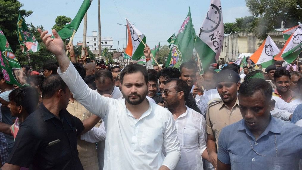 Jittery BJP ally JD(U) appeals to PM Modi to reduce fuel prices