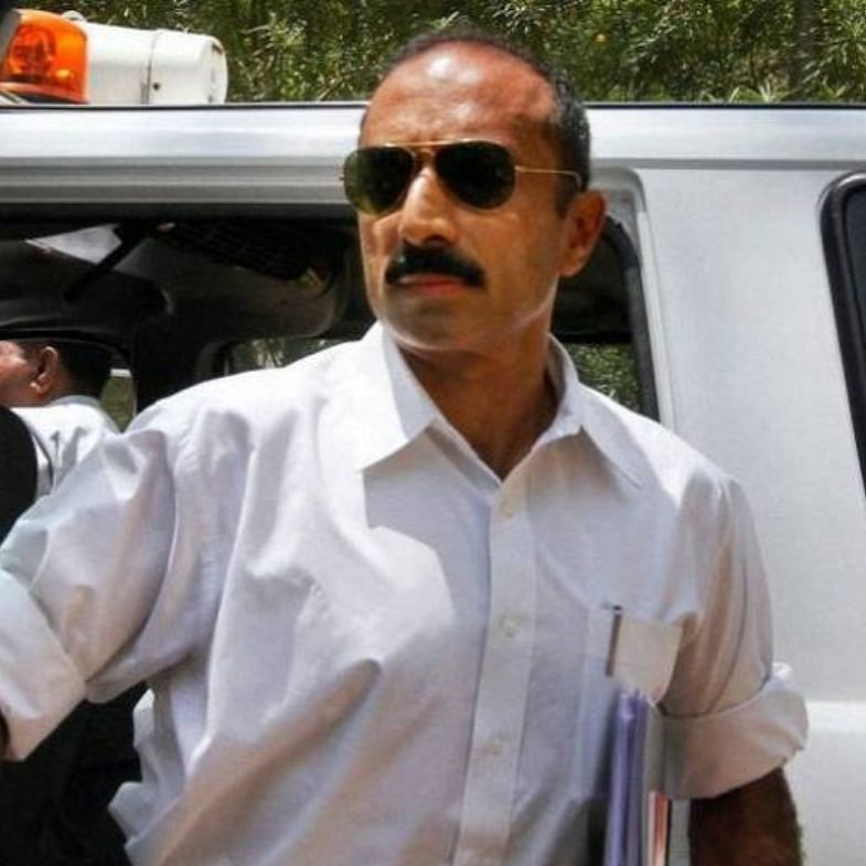 Former IPS officer Sanjiv Bhatt (Social media)
