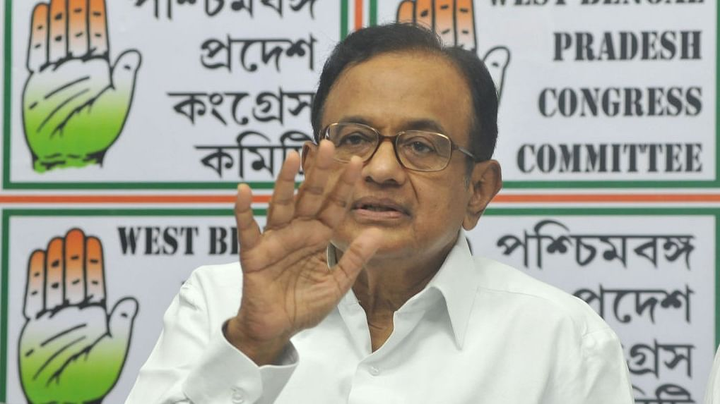 """P Chidambaram interview: """"The economic situation is grave"""""""