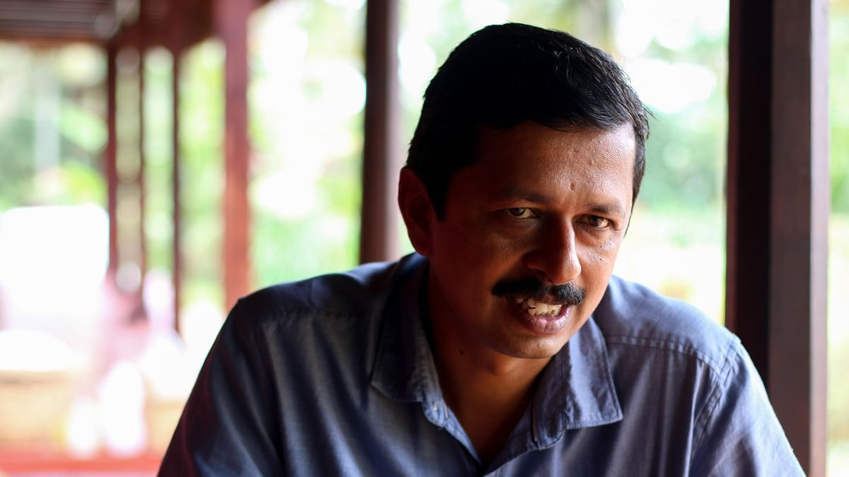 Meesha author S Hareesh: Right-wing elements used  book to trigger  feelings of 'Hinduism', failed
