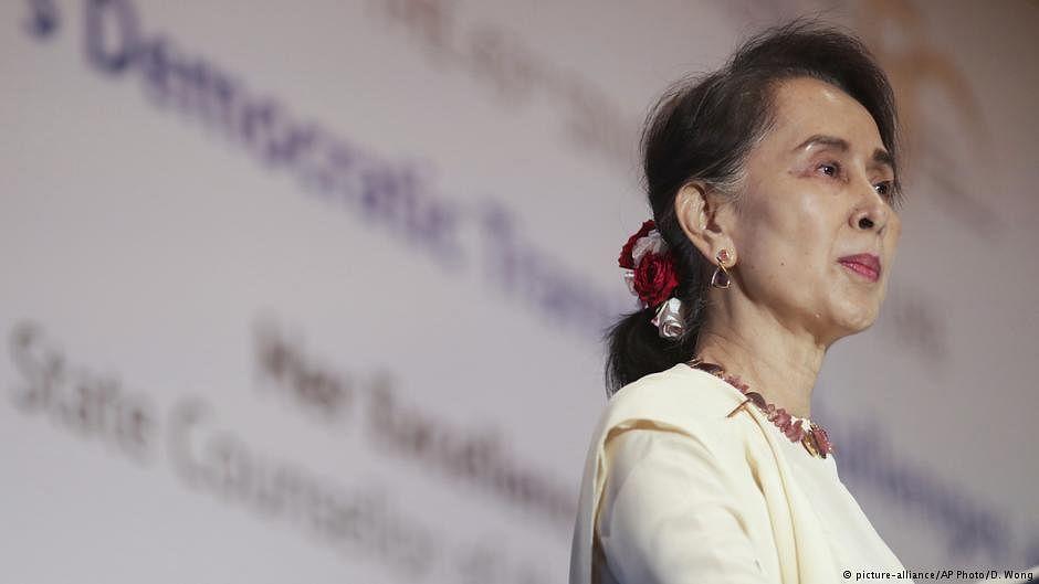 Canada revokes Aung San Suu Kyi's honorary citizenship