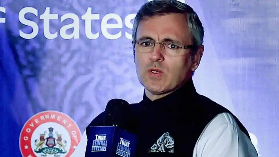 Omar Abdullah questions why the state was in a hurry to replace DGP Vaid