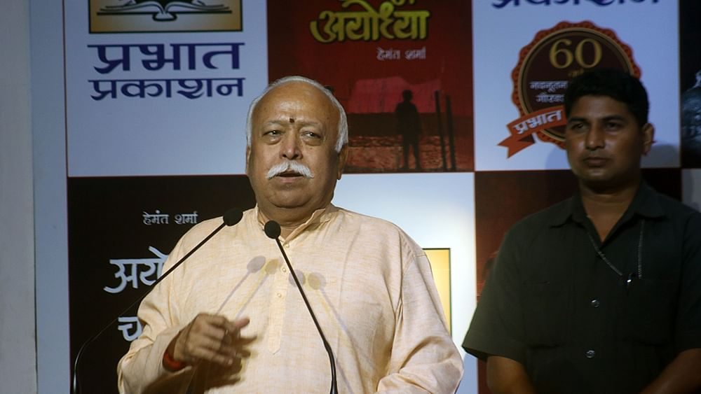 Car in RSS chief Bhagwat's convoy hits motorcycle, kills boy in Rajasthan