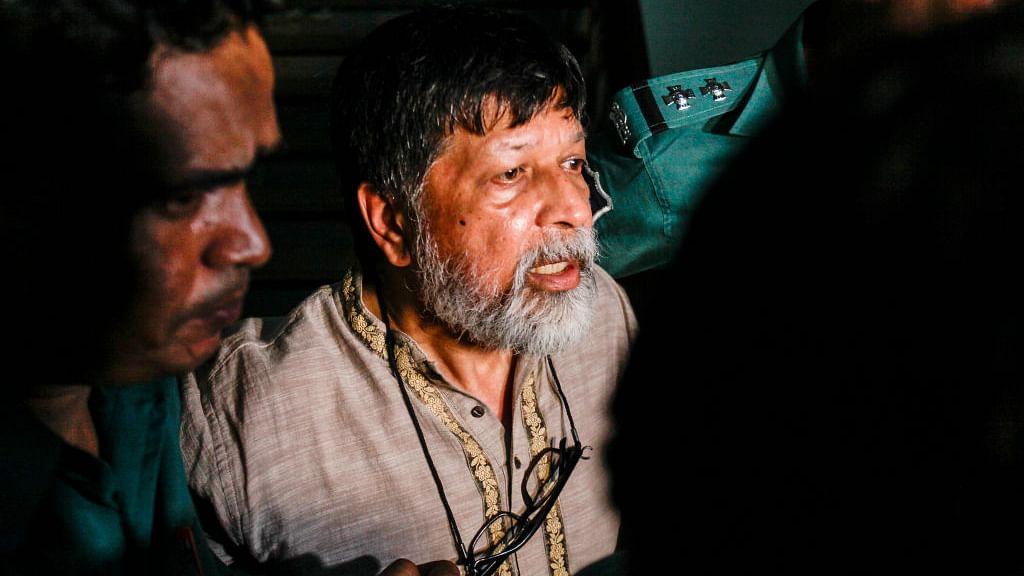 Renowned Bangladeshi photographer Shahidul Alam denied bail