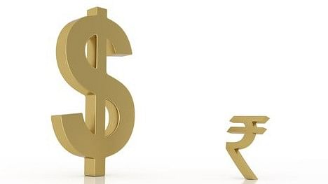 Rupee falls further, now hits 72.35 per dollar, equity indices open in red