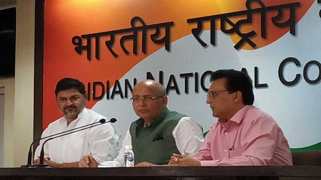 CBI vs CBI: removal of CBI officials illegal and unconstitutional, says Abhishek Manu Singhvi