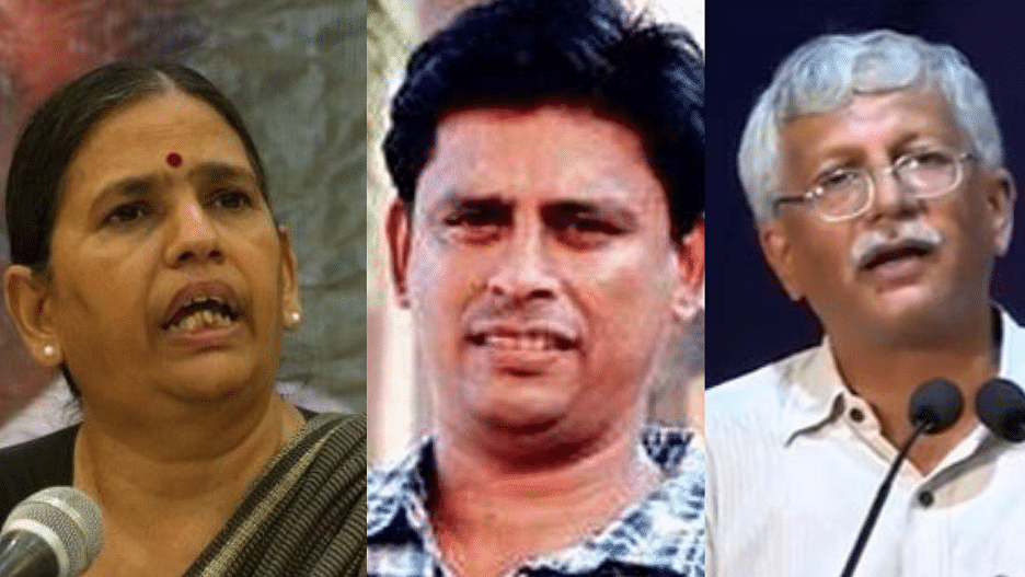 Court rejects bail to Sudha Bharadwaj, Vernon Gonsalves and Arun Ferreira