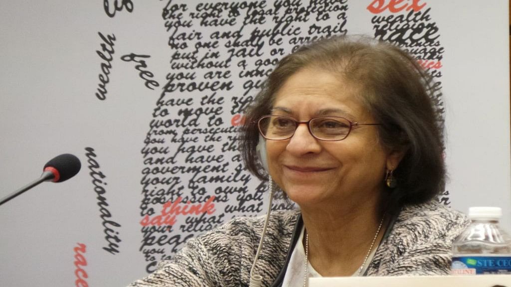 Activist and lawyer Asma Jahangir posthumously awarded UN Human Rights Prize