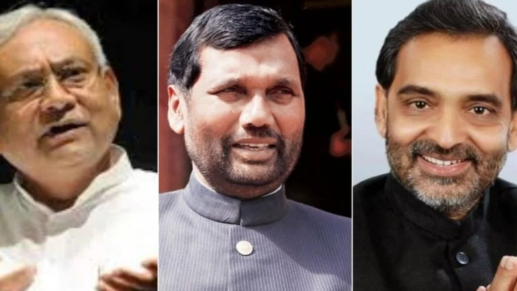 Split within Bihar NDA on seat sharing; there's more than what meets the eye