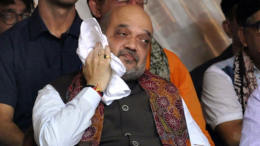 HC reserves verdict on PIL urging CBI to challenge Amit Shah discharge in Sohrabuddin case; report