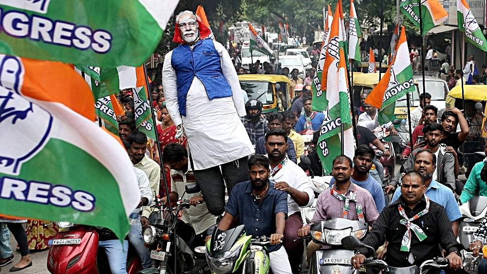 Congress says BJP equals 'Bahut Jyada Price' after LPG, CNG price hike
