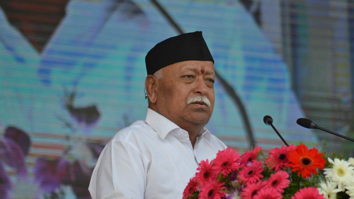 Congress leader files complaint against RSS chief for '130 Crore Indians are Hindus' remark