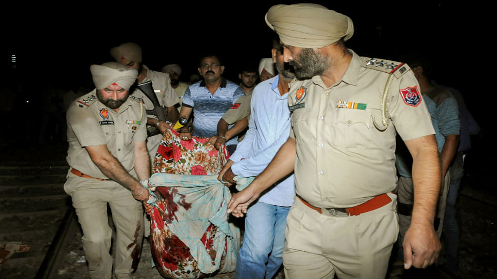 Amritsar train tragedy: Event organiser releases video claiming innocence in hiding